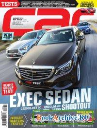 Журнал Car - August 2014 / South Africa