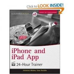 Книга iPhone and iPad App 24-Hour Trainer