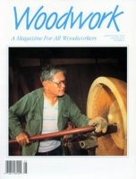 Журнал Woodwork №15 May-June 1992