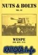 Книга Nuts & Bolts Vol. 02: Wespe (Sd.Kfz.124)