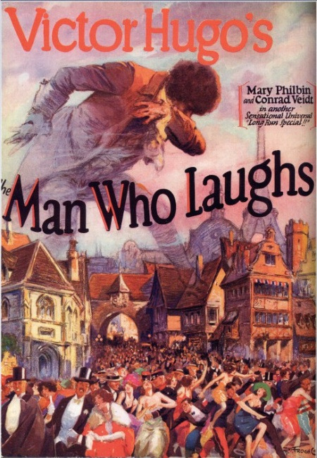 « The Man Who Laughs »