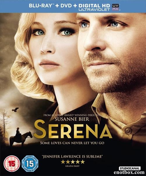 Серена / Serena (2014/BDRip/HDRip)