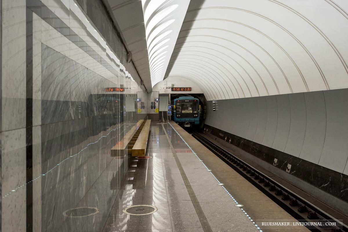 Достоевская станция открыта или нет