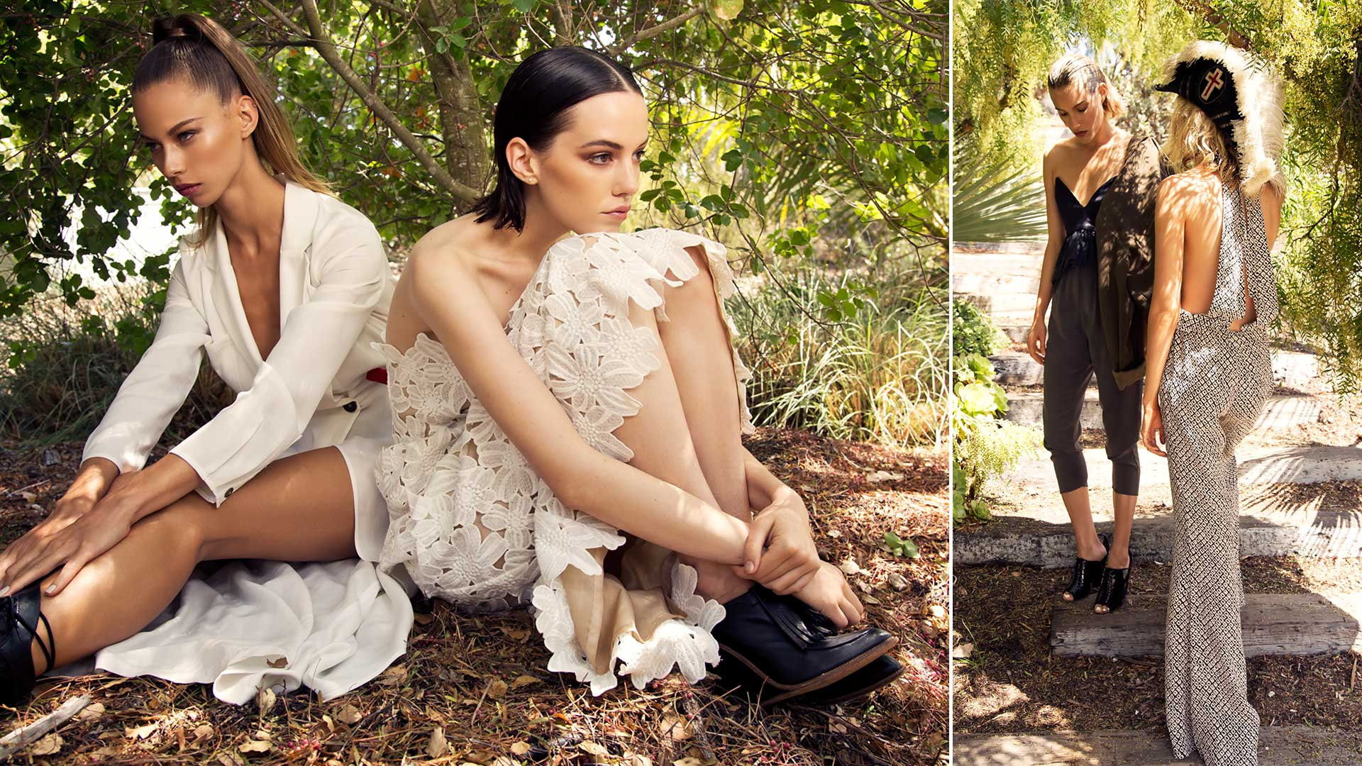 Stone Cold Fox fall 2014 - Ladies and Gentlemen by Phillip R Lopez
