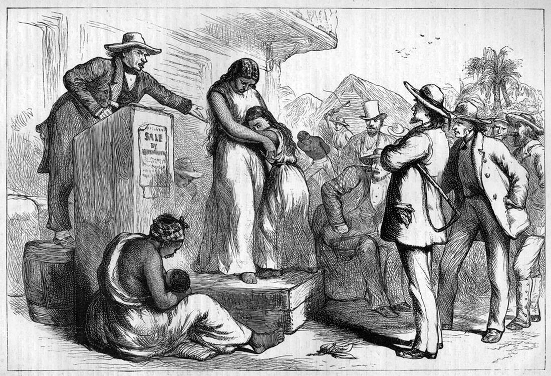 the establishment of the slavery and the abolishment of the slavery in the united states Slavery in america summary: slavery in america began in the early 17th century and continued to be practiced for the next 250 years by the colonies and states slaves, mostly from africa, worked in the production of tobacco crops and later, cotton with the invention of the cotton gin in 1793 along.