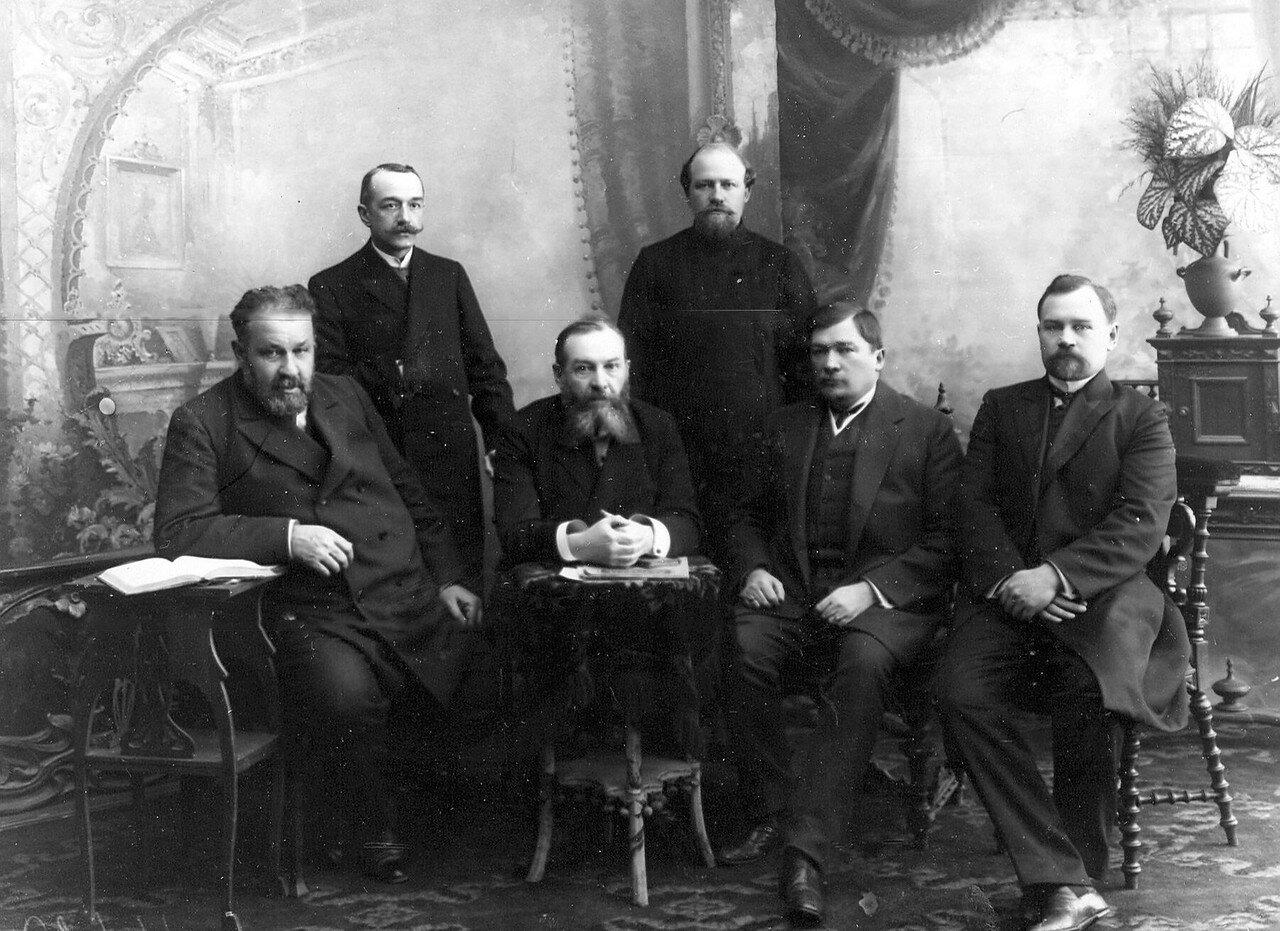 Группа депутатов Третьей Государственной думы от Смоленской губернии