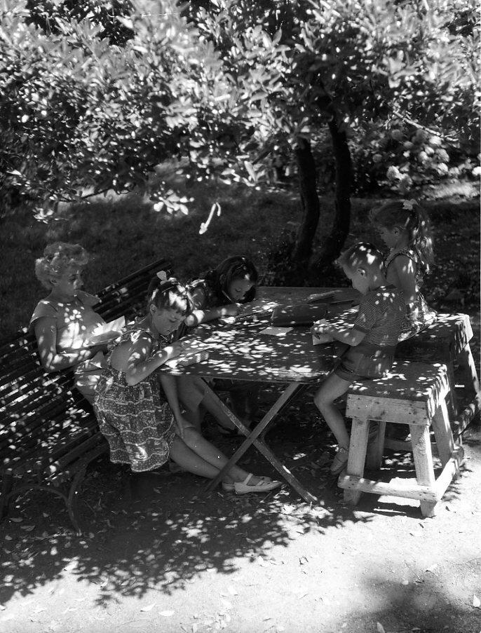1954. Переписка