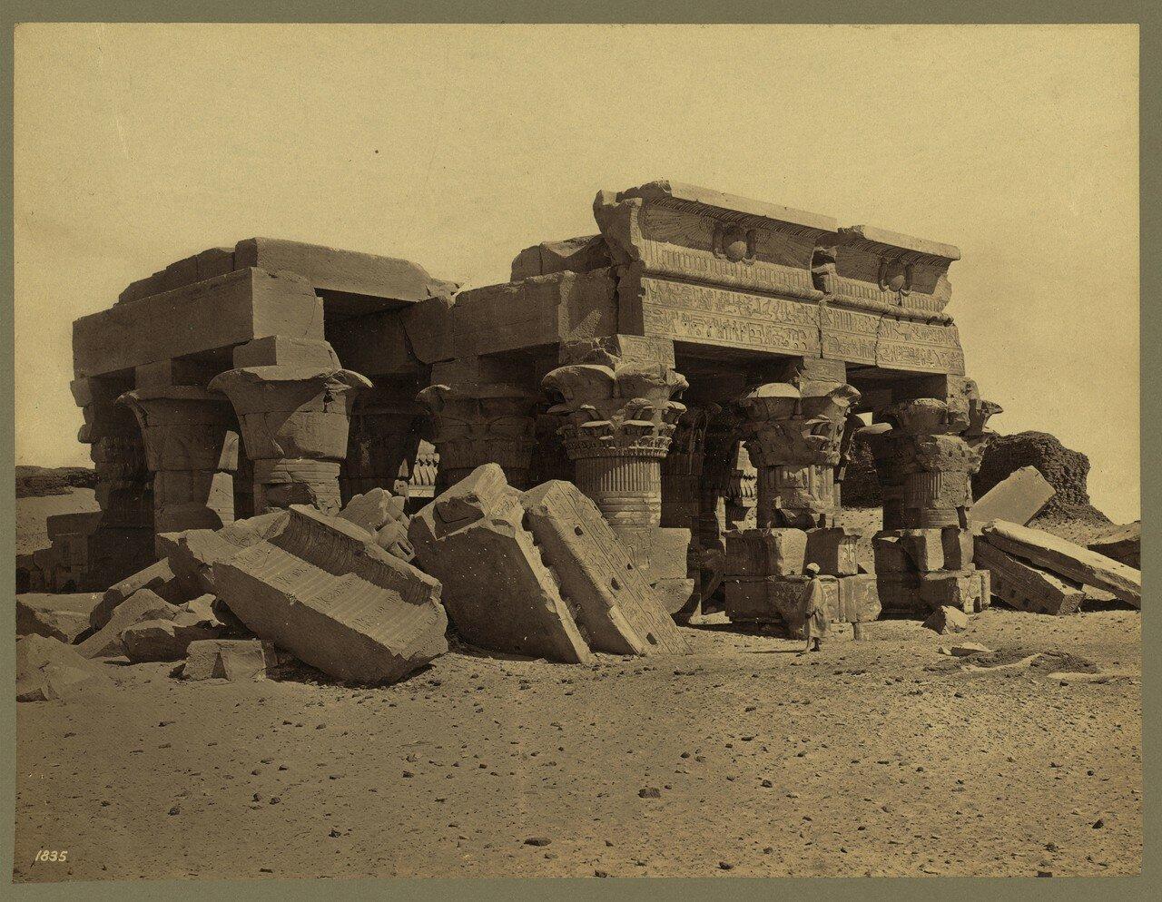 Ком-Омбо. Храм