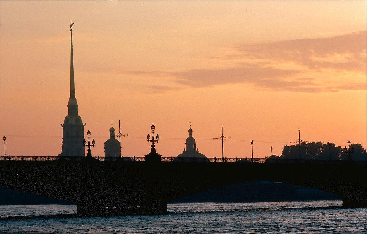 21. Петропавловская крепость