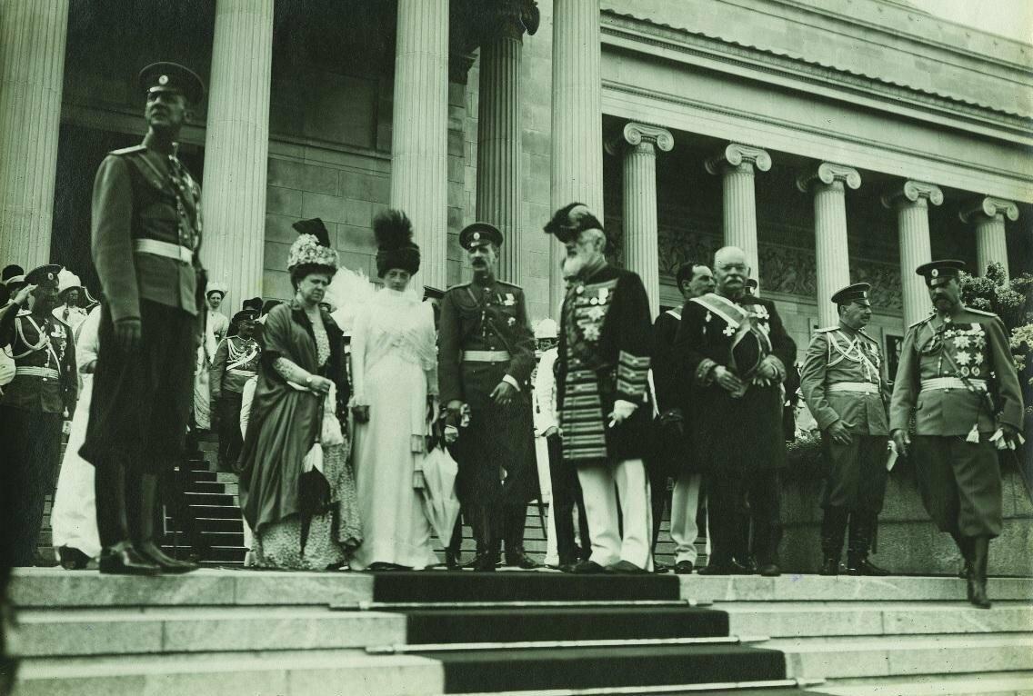 643. Музей изящных искусств имени императора Александра III. Открытие