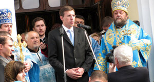 """Мэр Кишинева извинился за """"сектантов"""" отмечающих Рождество"""