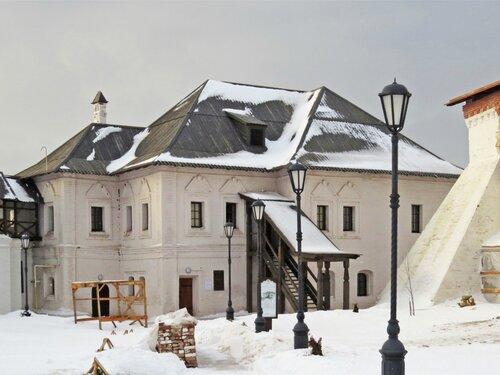 Монастырское училище
