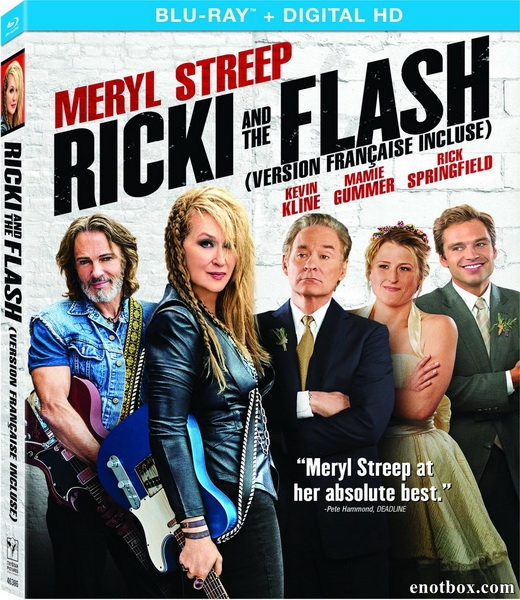 Рики и Флэш / Ricki and the Flash (2015/BDRip/HDRip)