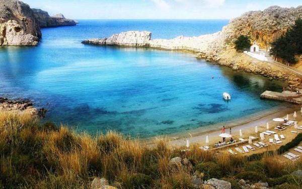 Самые лучшие пляжи мира