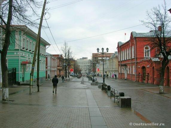 Пермь. Пермский Арбат