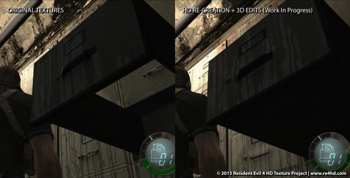 Новые скриншоты Resident Evil 4 HD Project - комната 305. 0_123389_7ffe0cd6_orig
