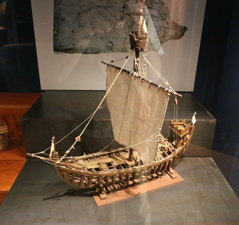 Cantabrian Maritime Museum in Santander (Museo Marítimo del Cantábrico)