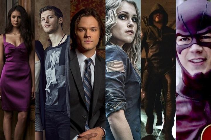 Расписание выхода новых эпизодов сериалов CW в 2015 году