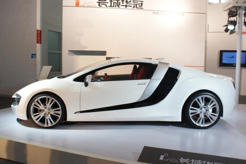 Китайские реплики известных авто