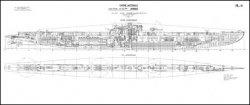 Чертежи кораблей французского флота ARGO 1929
