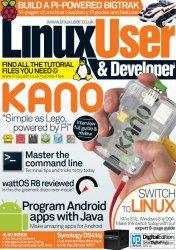 Журнал Linux User & Developer Issue 141 - 2014  UK