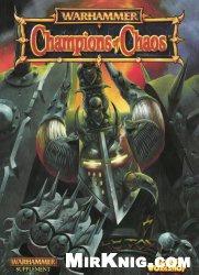 Книга Warhammer Armies Champions of Chaos