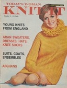 Книга Today's Woman Knit-It №5_1967