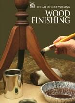 Книга Art of Woodworking - Wood Finishing