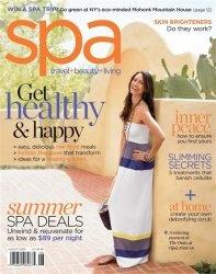 Журнал Spa Magazine №7-8 2009