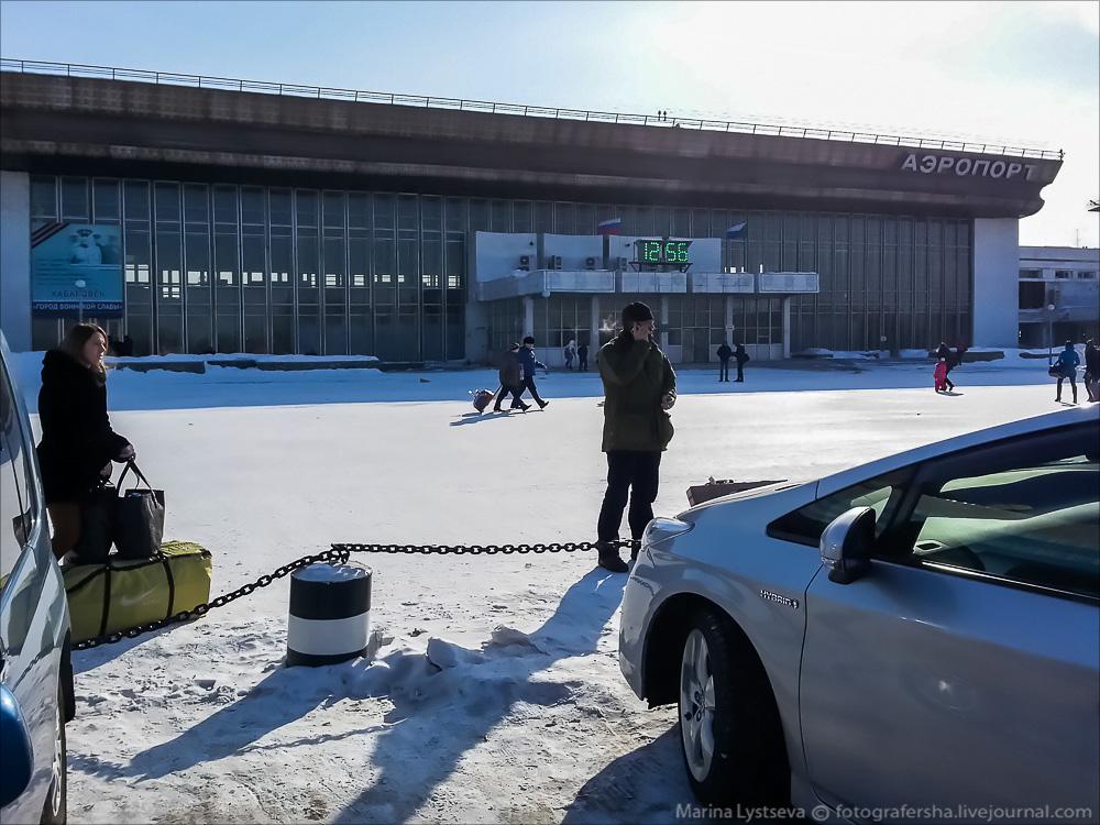 Москва-Хабаровск-Комсомольск