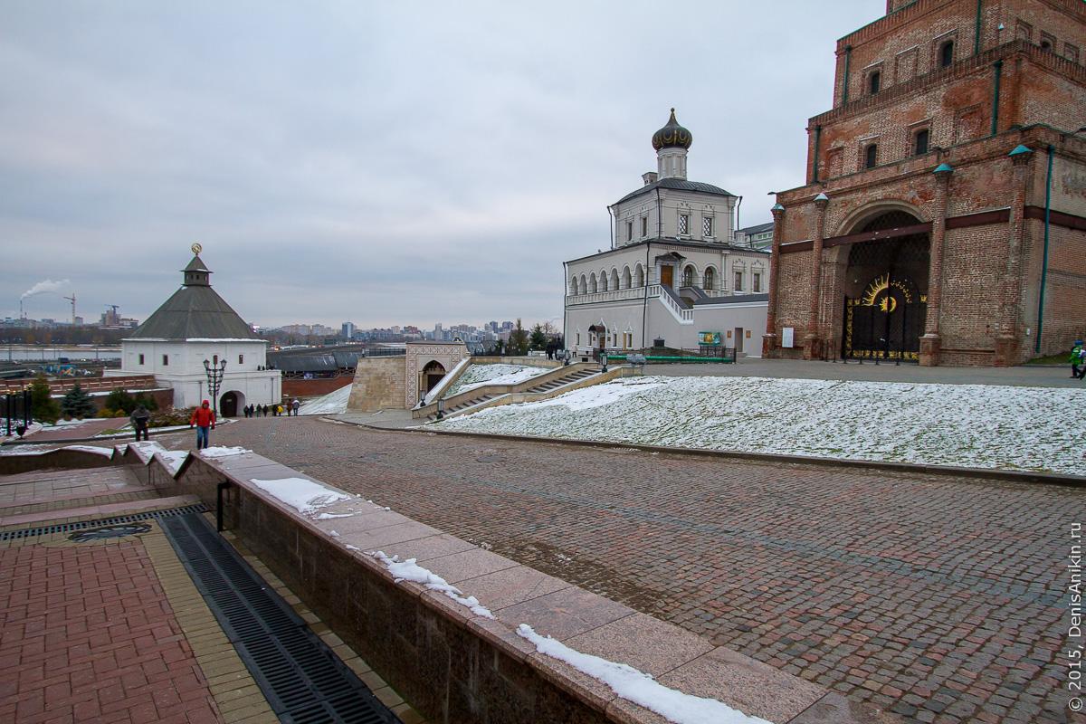Казанский кремль 21