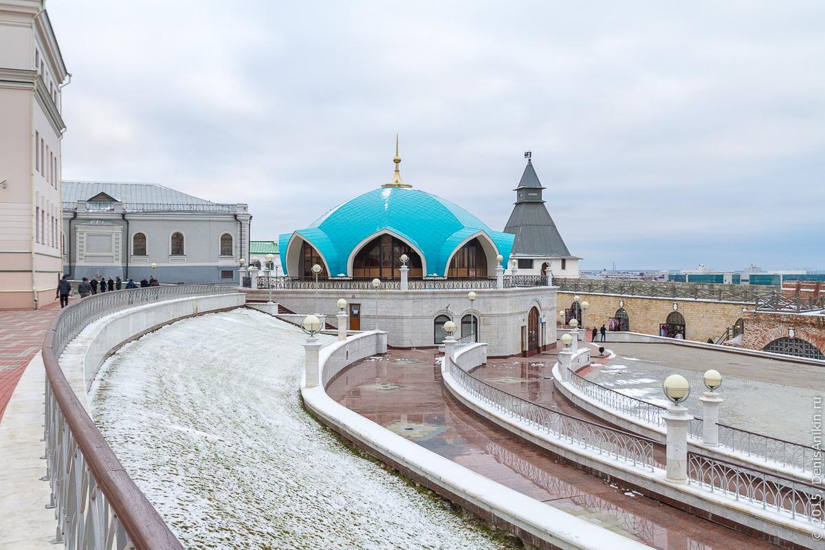Мечеть Кул Шариф 5