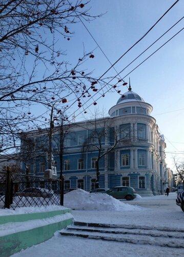 Здание Управления ФСБ по Пермскому краю