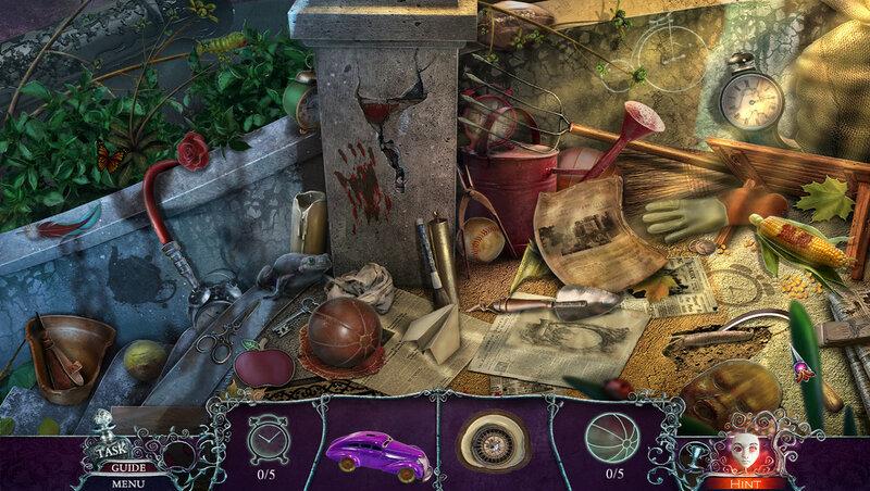 لعبة Phantasmat: Behind Mask Collector's