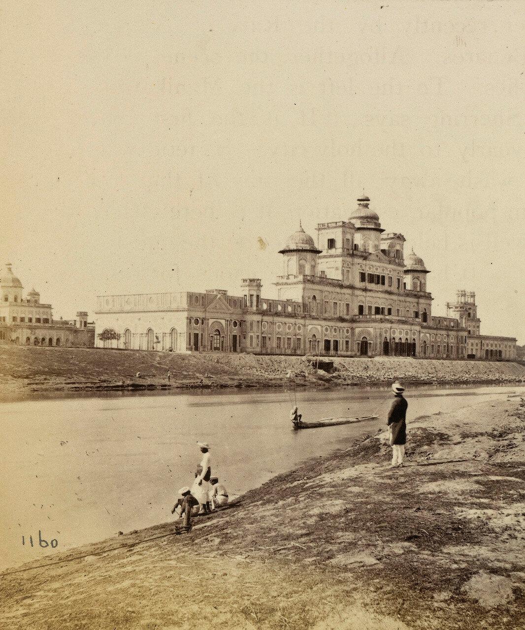 18. Чаттар Манзил, Лакхнау
