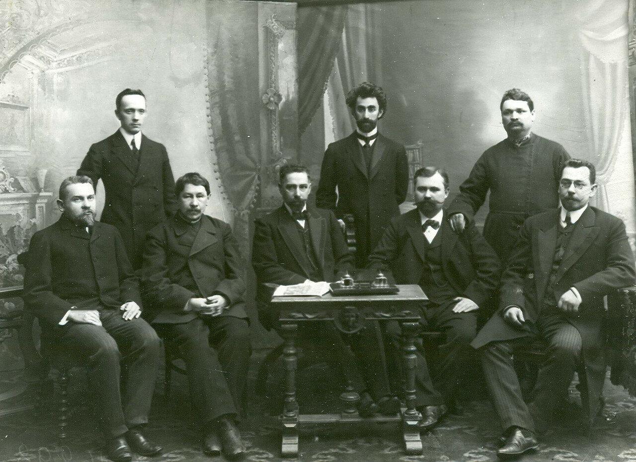 Группа депутатов Второй Государственной думы от Черниговской губернии