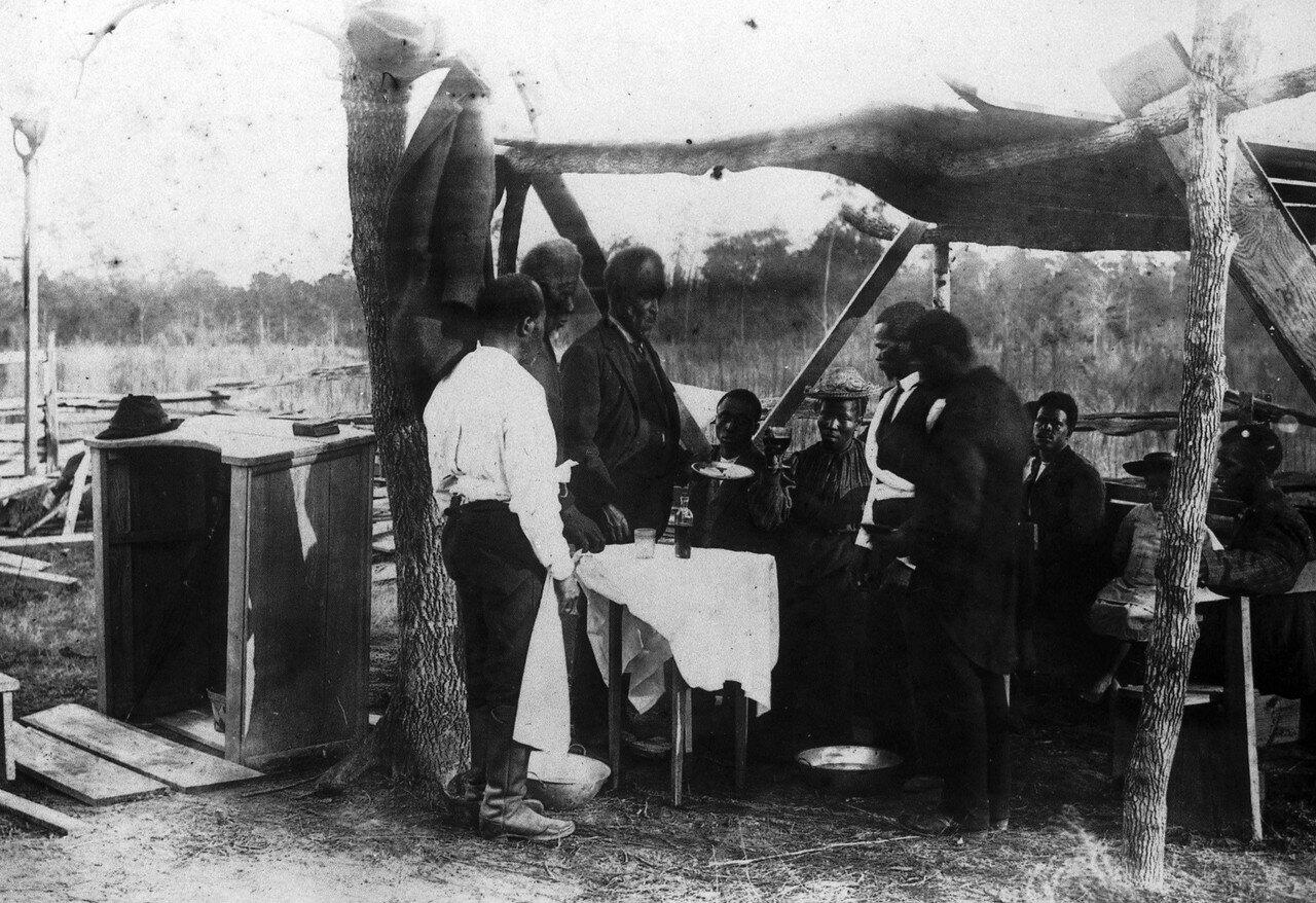 1910. Сообщество баптистов
