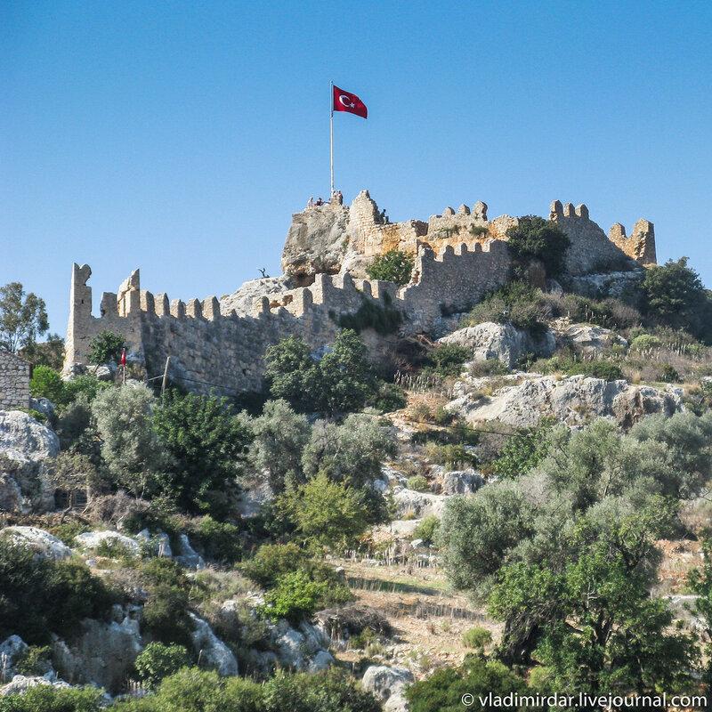 Крепость Кале (древняя Симена)