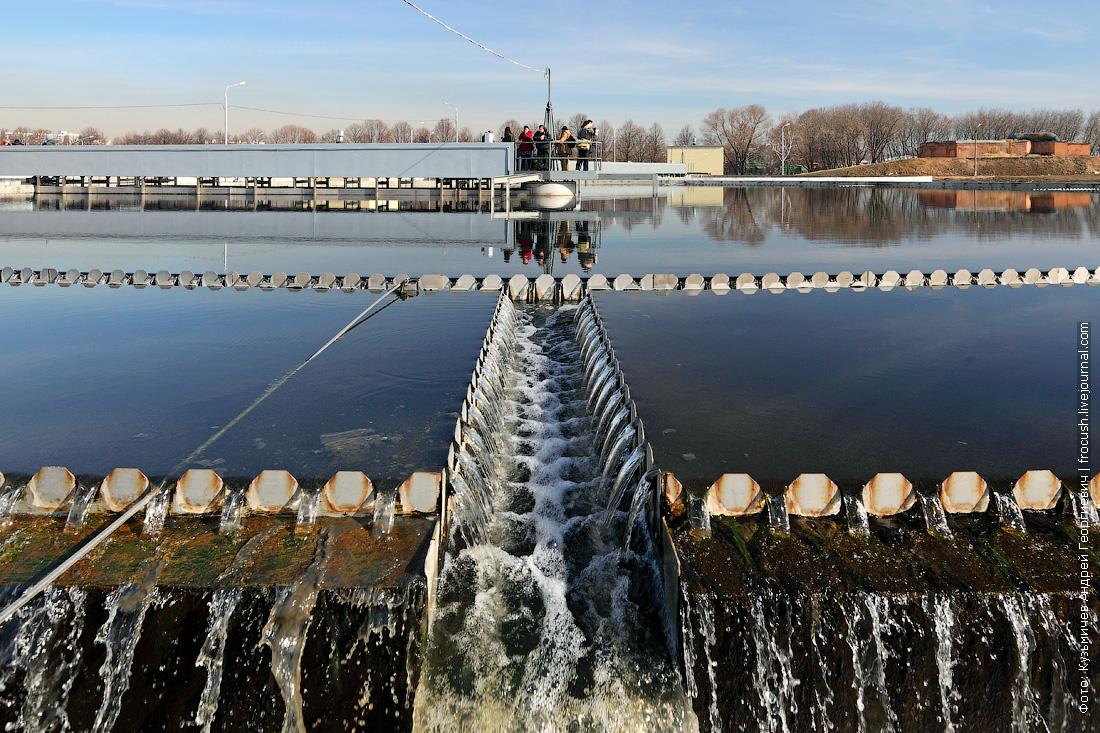 очистка хозяйственно бытовых сточных вод в москве вторичный отстойник