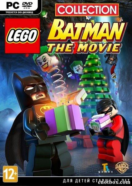 LEGO Batman Trilogy (2008-2014/RUS/ENG/RePack)