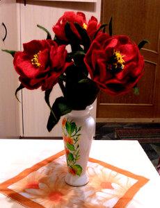 Цветы из войлока 0_92631_4544fb4b_M