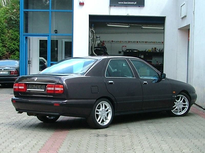 Lancia Kappa 1994-2000г Что бы