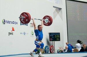 Ион Цэрнэ занял второе место на Чемпионате Европы