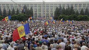Лидер «DA»: В Молдове намечается революция