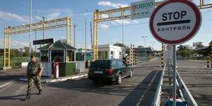 Автомобилям с номерами ПМР могут запретить въезд в Украину