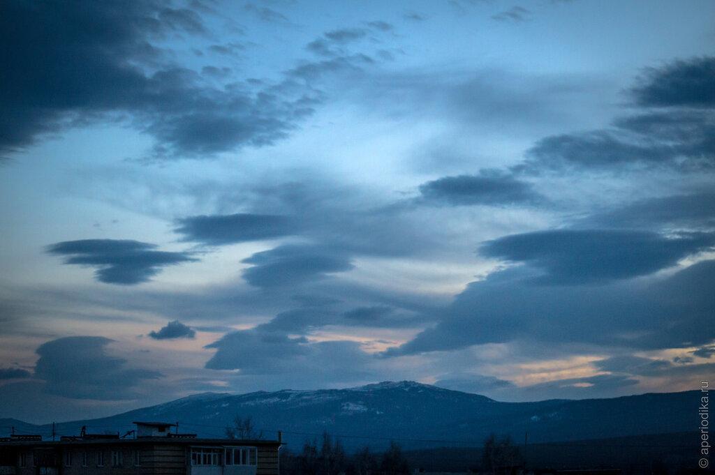 Небо над Уреньгой