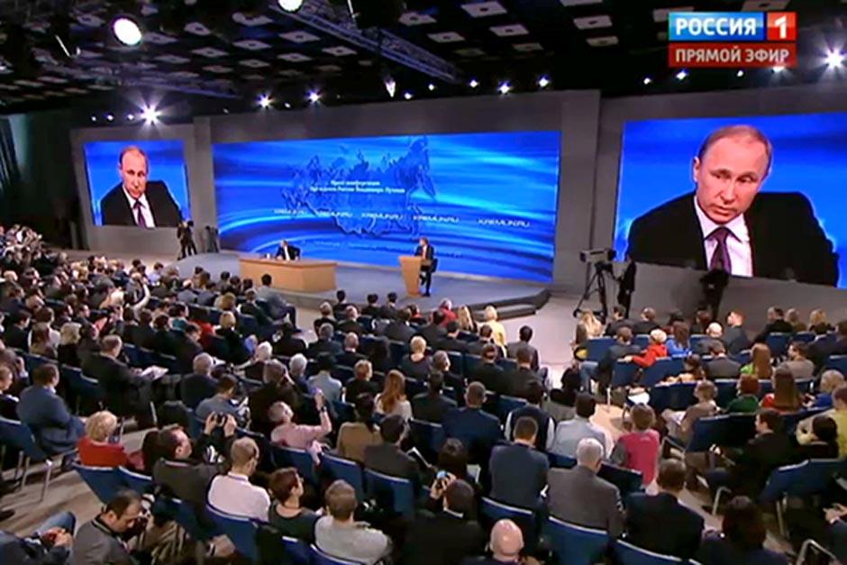 Одобряющих деятельность Путина больше 85%