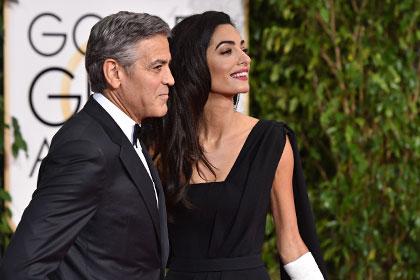 Джордж Клуни: на два события – в одном костюме