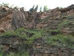 Скалы на реке Куленга