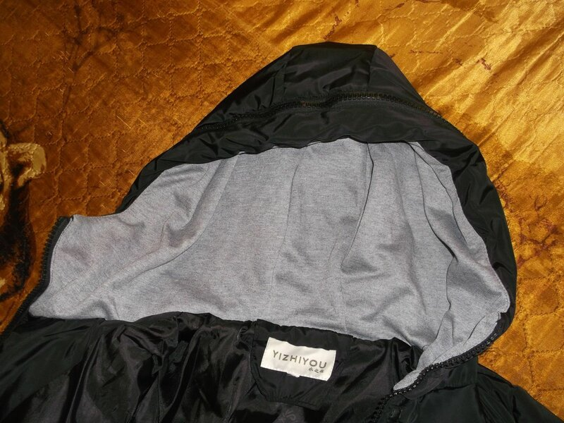 TomTop: Мультиообзор: демисезонная синтепоновая куртка + кофта «летучая мышь»